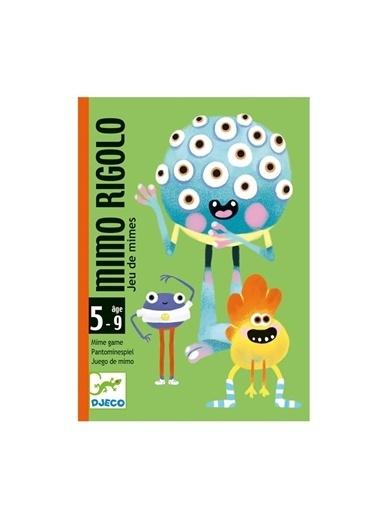 Djeco Djeco Kart Oyunları / Mimo Rigolo Pembe